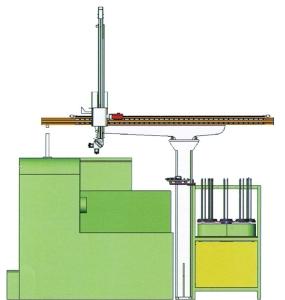 Numerical control lathe