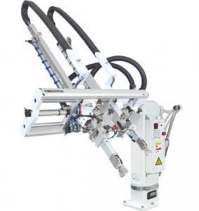Large injection molding manipulator