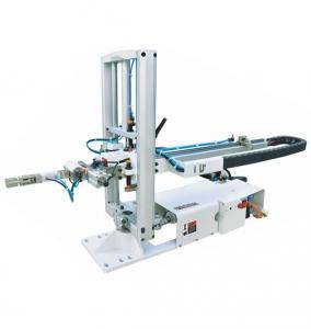 Vertical rotary arm manipulator